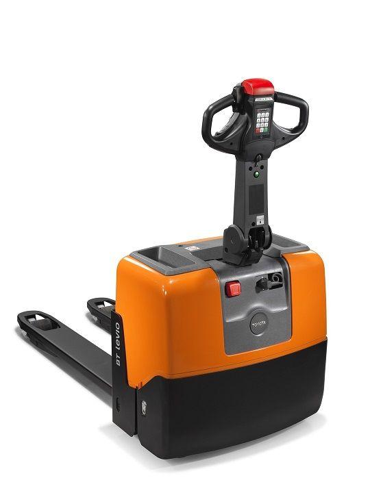 Wózek elektryczny paletowy BT LWE 200