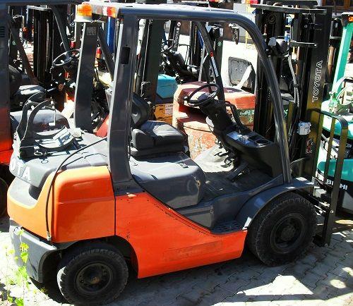 Wózek widłowy TOYOTA 02-8FGF20