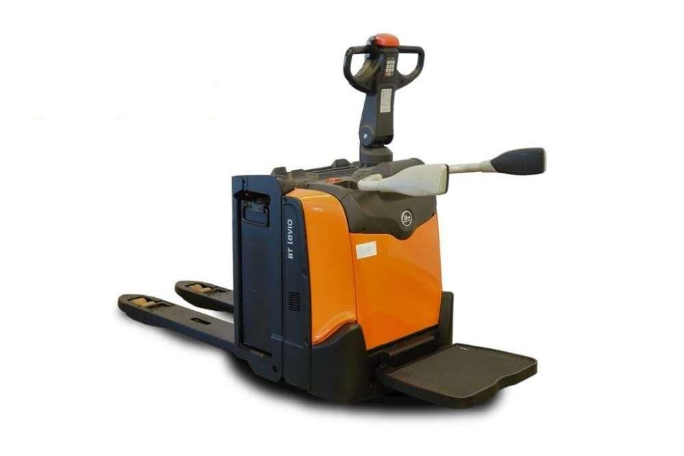 Wózek elektryczny paletowy BT LPE 200