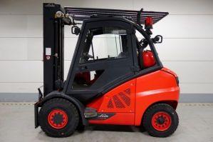 Wózek widłowy LINDE H45T-394