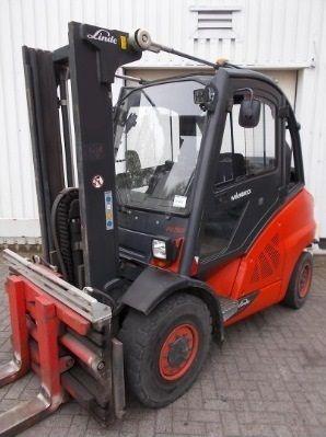 Wózek widłowy LINDE H50T-01