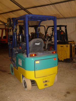 Wózek widłowy FB14EX-10