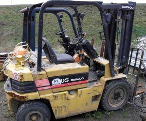 Wózek widłowy DAEWOO G20S-2