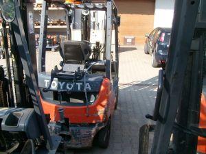 Używane wózki widłowe Wieliczka