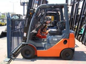 Nowe używane wózki widłowe Wieliczka
